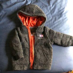 Ben Sherman baby jacket 24 mo